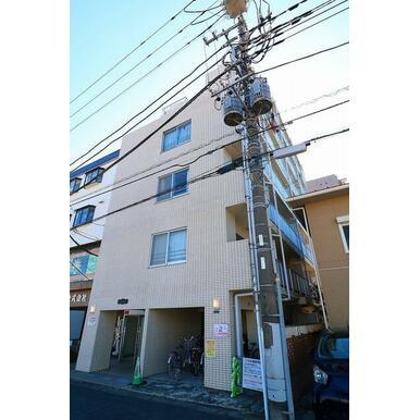 【展望】ジェームスタウン相模大塚
