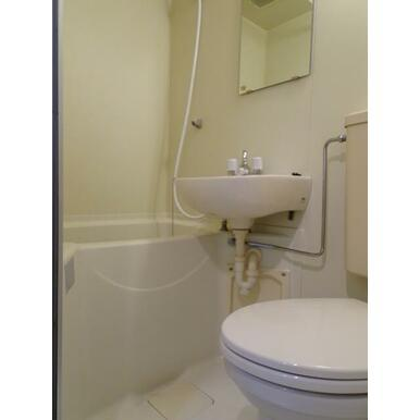 【浴室】ジェームスタウン相模大塚