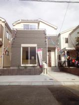 四街道市鹿渡 全1棟 新築分譲住宅の画像