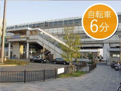 大阪モノレール線【少路】駅 徒歩18分!自転車6分! 千里中央・大阪空港・万博記念公園へのアクセス良好♪