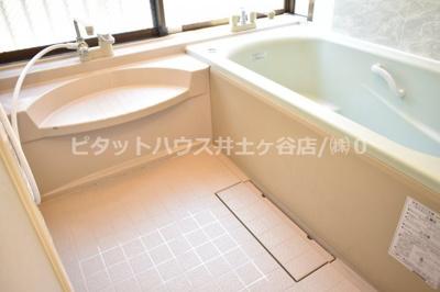 【浴室】笹下戸建て