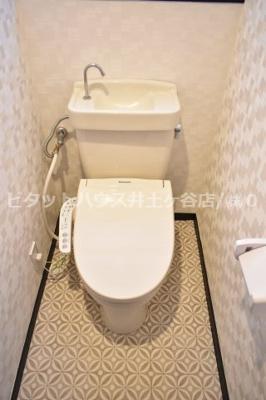 【トイレ】笹下戸建て