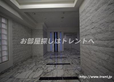 【ロビー】ガラステーション岩本町サウス