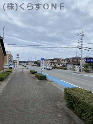 【外観】揖保郡太子町鵤/売土地