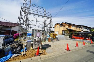 「上星川」駅徒歩圏内の閑静な住宅街に立地