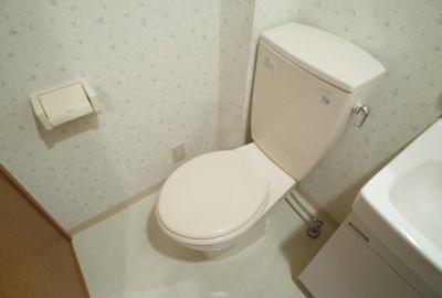 【トイレ】ラディウス森南