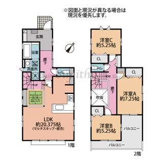 梅田小中に近い十間坂3丁目 No1