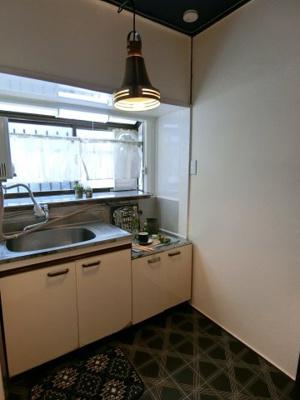 【キッチン】北条2丁目テラスハウス