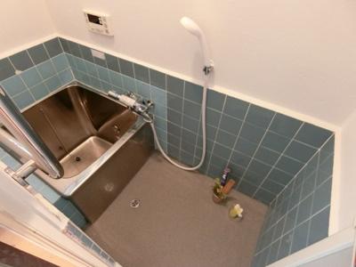 【浴室】北条2丁目テラスハウス