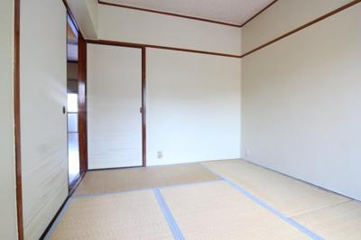 【寝室】垂水農住団地5号棟