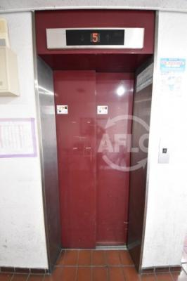 タナベハイツ エレベーター