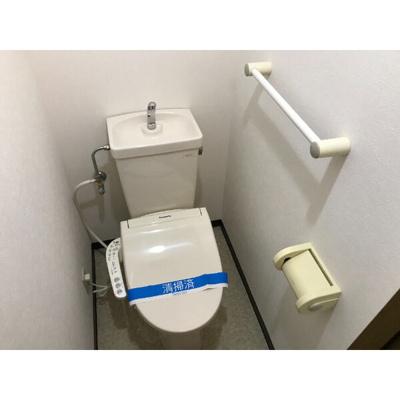【トイレ】クイーンシンフォニー今池