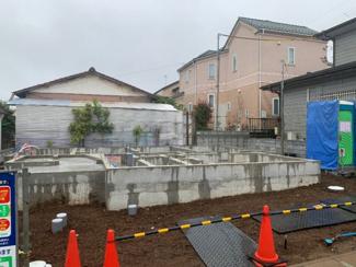 【外観】千葉市緑区あすみが丘東 新築一戸建て 外房線土気駅
