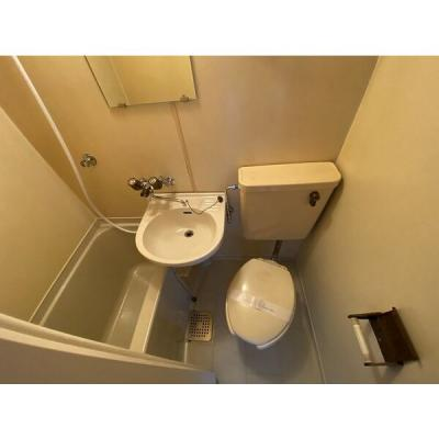 【浴室】キョウメイタウン