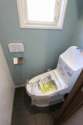 落ち着いたトイレです:リフォーム完了しました♪平日も内覧出来ます