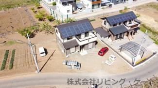 太陽光発電システム・オール電化住宅