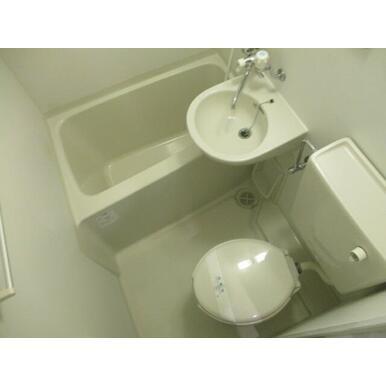 【浴室】橘ハイツ