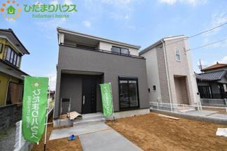 駐車並列3台可能(^^♪ 行田市駅徒歩6分の立地♪