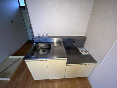 【キッチン】シャトル海老名(シャトルエビナ)