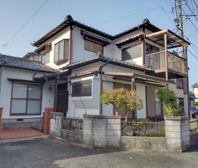 【外観】羽須和免中古住宅