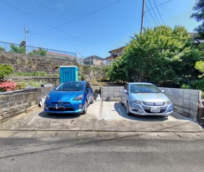 【駐車場】羽須和免中古住宅