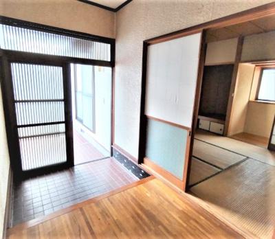 【玄関】羽須和免中古住宅