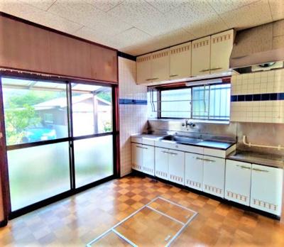 【キッチン】羽須和免中古住宅