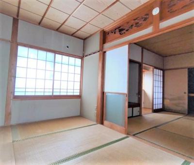 【和室】羽須和免中古住宅