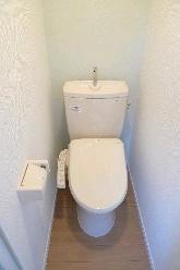 【トイレ】アップルハウス東林間