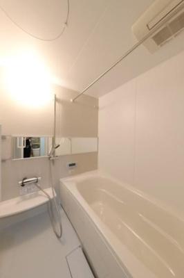 【浴室】壬生グランドハイツ