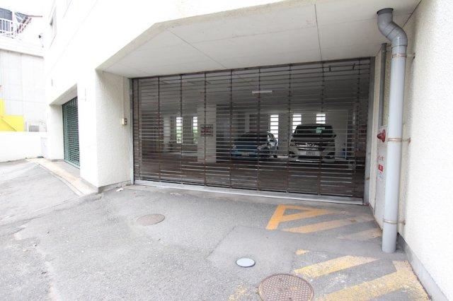 【駐車場】ハイツ城西