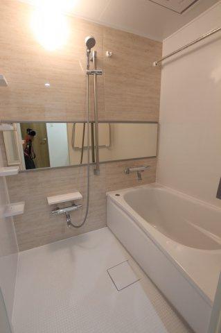 【浴室】ハイツ城西