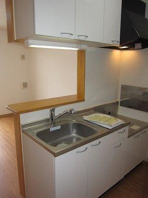対面式キッチン!