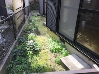 【庭】交野市私市山手3丁目 中古戸建て