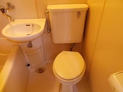 【トイレ】ベルモア堀詰