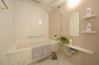 【浴室】シャルマンコーポ川口