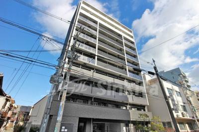 【外観】グランカリテ新大阪ウエスト
