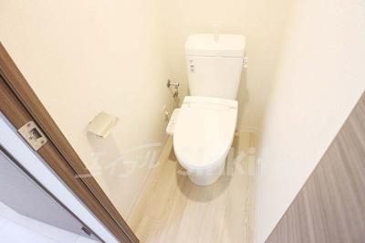 【トイレ】グランカリテ新大阪ウエスト