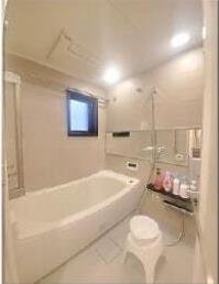 【浴室】クレヴィア茨木