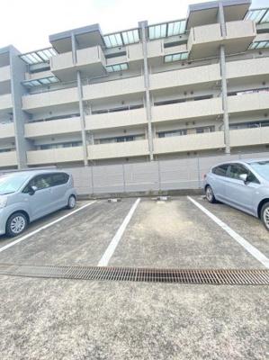 【駐車場】舞子コーポラス