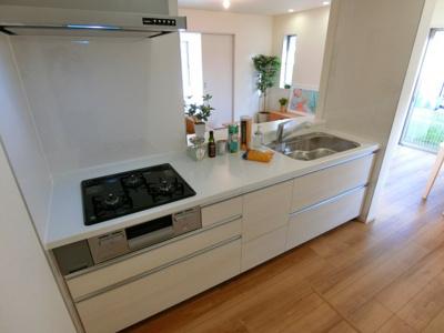 【キッチン】つくば市観音台5期 1号棟