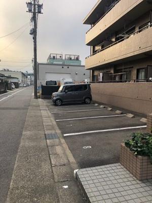 【駐車場】エスポワール五反田