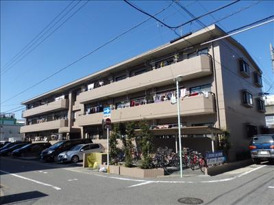【外観】エスポワール五反田
