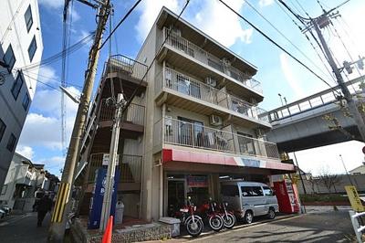 【外観】山田マンション