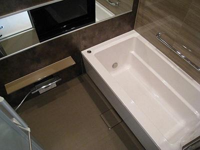 【浴室】ザ・パークハウス神戸トアロード