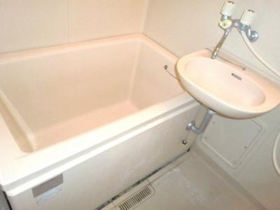 【浴室】中原マンション