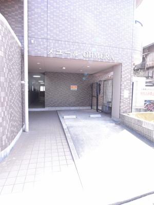 【エントランス】メユールOHMURA