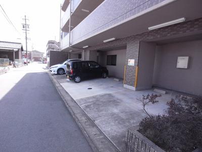 【駐車場】メユールOHMURA
