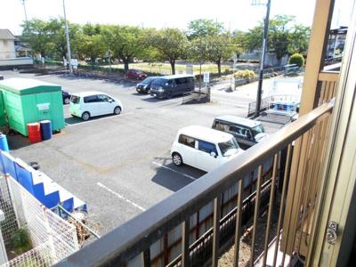 ・バス便11分停歩12分・駐車場2台車種により・南向き・4DKとバルコニー・黒浜西小・黒浜西中・