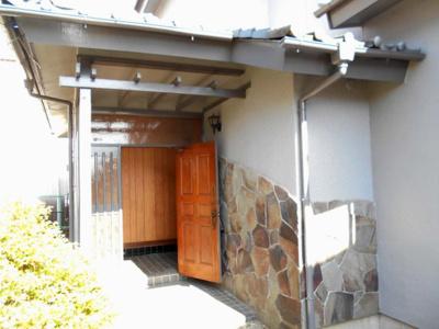 【玄関】中古戸建 蓮田市 西新宿5丁目 全1棟 1号棟 40坪